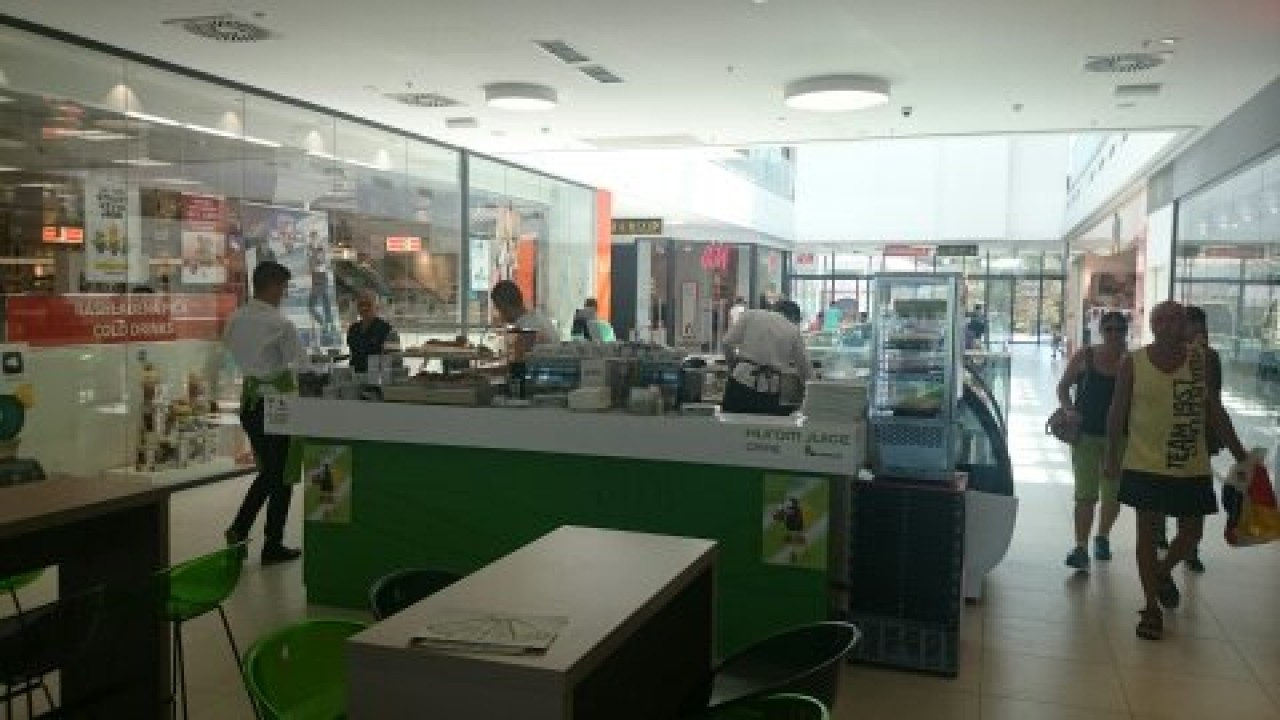 HUROM JUICE CAFE GALANTE  SUB CITY SREBRENO DUBROVNIK