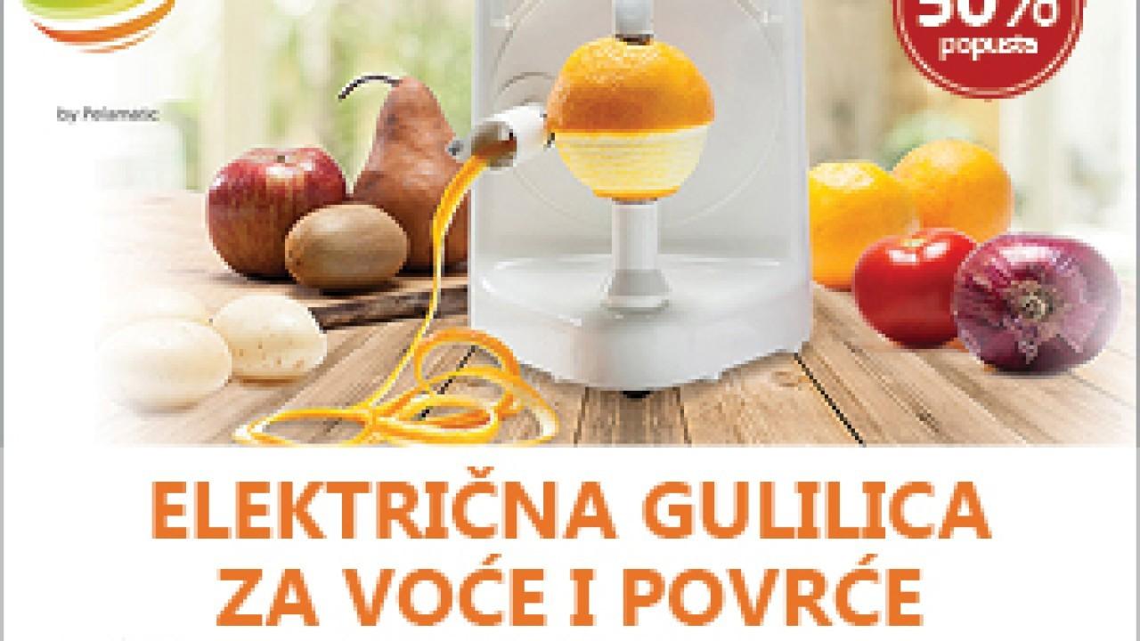 PELAMATIC ELEKTRIČNA GULILICA ZA AGRUME - AKCIJA -50%
