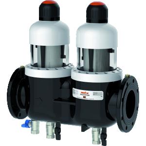 JUDO PROFI-QUICK KONTROLA JPF-QC DN 125 - 200 Zaštitni filter sa ispiranjem vode JUDO PROFI-QUICK CONTROL JPF-QC DN 125 - 200 Rückspül-Schutzfilter