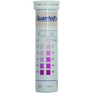 Judo trakei za testiranje nitrata u vodi JUDO Nitrat-Teststäbchen
