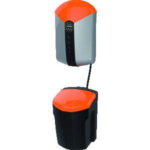 JUDO i-soft i i-soft siguran Potpuno automatski sustav omekšavanja vode JUDO i-soft und i-soft safe Vollautomatische Enthärtungsanlage 1 zoll
