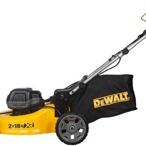 Dewalt DCMW564N aku kosilica 48 cm,5 stupnjeva visine košnje trave 18 V