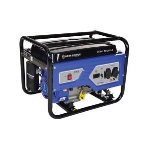 REM POWER benzinski agregat GSEM 3000 SB