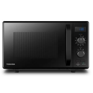 Akcija Toshiba  mikrovalna pećnica 23L, 900w, grill  crna boja MW2-AG23P(BK) 04408 + poklon nano pad