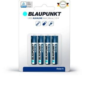 Blaupunkt alkalna AAA baterija LR 03 1.5 V set 4 komada
