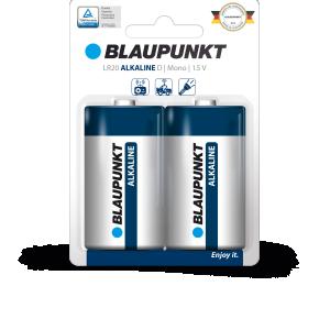 Blaupunkt alkalna D baterija LR 20 1.5 V set 2 komada