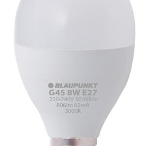 Blaupunkt led žarulja G45-2 8W E27 806lm 3000K