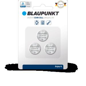 Blaupunkt litium baterija CR 2016 set 3 komada