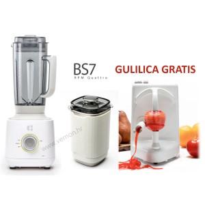 CI BS7 QUATTRO 4.6 KS Premium Blender najjači blender na tržištu-PELAMATIC GULILICA GRATIS