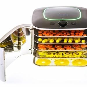 CI IR D5 LEQUIP IR D5 inteligentni dehidrator hrane najnovija tehn. sunca i sjene SUPER AKCIJA