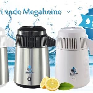 Destilator vode VerVita Megahome-RASPRODANO 10 % POPUST za avansne uplate