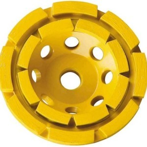 Dewalt dijamantna brusna disk ploča 125mm DT3796-QZ