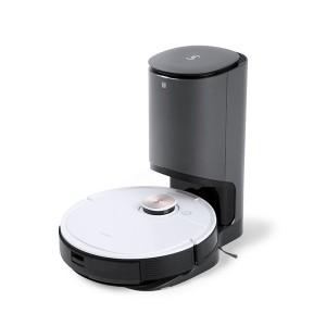 Akcija Ecovacs robotski usisavač Deebot Ozmo T8+ robot za usisavanje i brisanje s najsuvremenijom TrueDetetect 3D tehnologijom pet godina jamstva