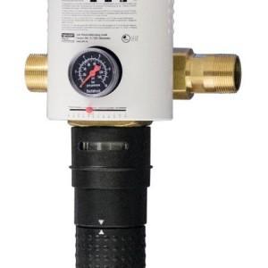 """2 u 1 JUDO Bioquell®-FILT BP ¾ """"- 2"""" NOVO Antibakterijski-nano srebrni premaz mrežice zaštitnog filtera sa povratnim ispiranjem i regulacijom izlaznog tlaka"""