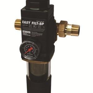 "AKCIJA FILTER ZA VODU  i reducir ventil 2 u 1 = stanica za filtriranje vode i regulacija izlaznog tlaka vode JUDO EASY FILT -BP 3/4"" 8171010"