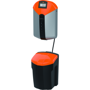 JUDO i-soft plus Potpuno automatski sustav omekšavanja vode JUDO i-soft plus Vollautomatische Enthärtungsanlage 1 zoll