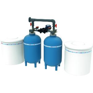 JUDO JM-DX 1000 - 2000 P JUDOMAT-DX paralelni sustav za omekšavanje vode (kontrola količine) JUDO JM-DX 1000 - 2000 P JUDOMAT-DX Parallel-Enthärtungsanlage (mengengesteuert)