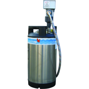 JUDO JP 17-100 i JEP 17-100 za desalinizaciju bistre vode za piće bez željeza i mangana JUDO JP 17 - 100 und JEP 17 - 100 Mischbett-Mehrwege-Patronenentsalzer