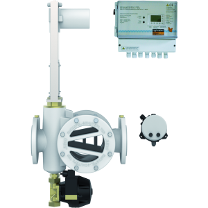 JUDO JRSF-ATP DN 65 - 100 Automatski filter za zaštitu,bespovratni  (s vremenskim i diferencijalnim tlakom) JUDO JRSF-ATP DN 65 - 100 Automatik-Rückspül-Schutzfilter (zeit- und differenzdruckgesteuert)