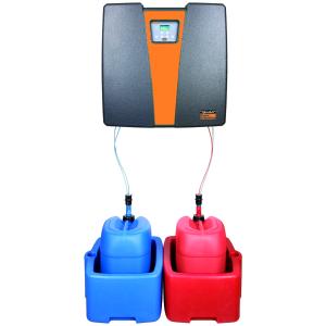 JUDO OXIDOS JCED-HC 5 - 100  Sustav stvaranja i doziranja klor-dioksida  u vodi za piće JUDO OXIDOS JCED-HC 5 - 100 Chlordioxid Erzeugungs- und Dosieranlage