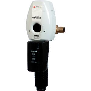 "JUDO automatski nepovratni zaštitni filtar za vodu sa ispiranjem SPEEDYMAT-EXPRESS PRIKLJUČAK (vremenski određeno) JSY-EC-AT ¾ ""- 1¼"" Automatik-Rückspül-Schutzfilter"