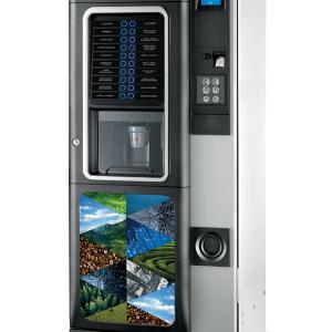 NECTA CONCERTO samoposlužni aparat velikog kapaciteta kava espresso,čaj i instant napici na novac kn eur