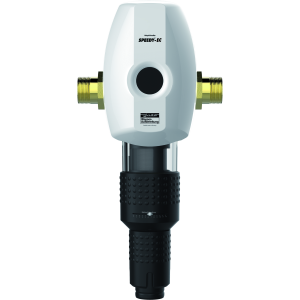 "JUDO nepovratni zaštitni filtar za vodu sa ispiranjem  SPEEDY-EXPRESS CONTROL JSY-EC 1½ ""- 2"" Rückspül-Schutzfilter"