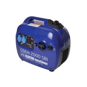REM POWER benzinski inverterski agregat GSEM 2000 SBI