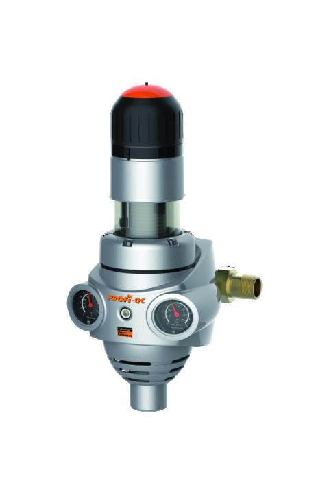 "JUDO nepovratni zaštitni filter za vodu PROFI-QUICK CONNECTION JPF-QC ¾ ""- 1¼"" Rückspül-Schutzfilter"