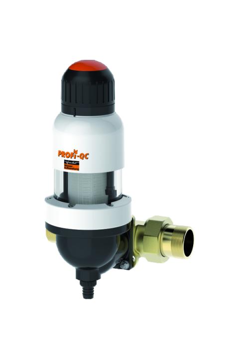 "JUDO filter za vodu sa ispiranjem PROFI-QUICK CONTROL JPF-QC 1½ ""- 2"" Rückspül-Schutzfilter"