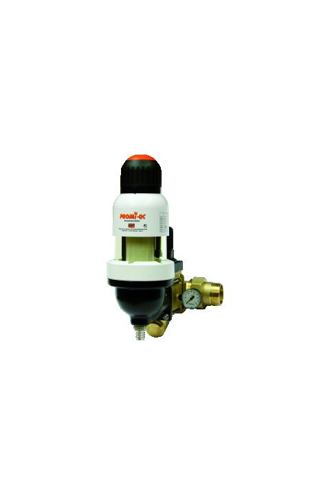 """JUDO MEHANIČKI FILTER SA ISPIRANJEM PROMI-QUICK CONTROL JPM-QC 1½ """"- 2"""" Hauswasserstation kućna vodna stanica za vodu za piće sa regulacijom ulaznog i izlaznog tlaka mehanički nepovratni zaštitni filter vode od čestica pijeska,hrđe...sa ispiranjem"""