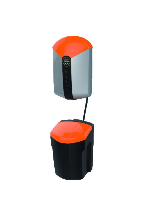 JUDO i-soft safe siguran Potpuno automatski sustav omekšavanja vode JUDO i-soft und i-soft safe Vollautomatische Enthärtungsanlage 1 zoll