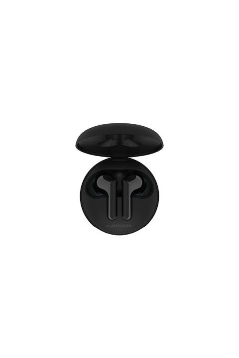 Akcija LG slušalice Tone Free FN4 s MERIDIAN audio tehnologijom, posebnim MERIDIAN ekvalizatorom, ambientalnim Sound načinom rada, kompaktanim dizajnom i dugotrajnom baterijom HBS-FN4.ABEUBK