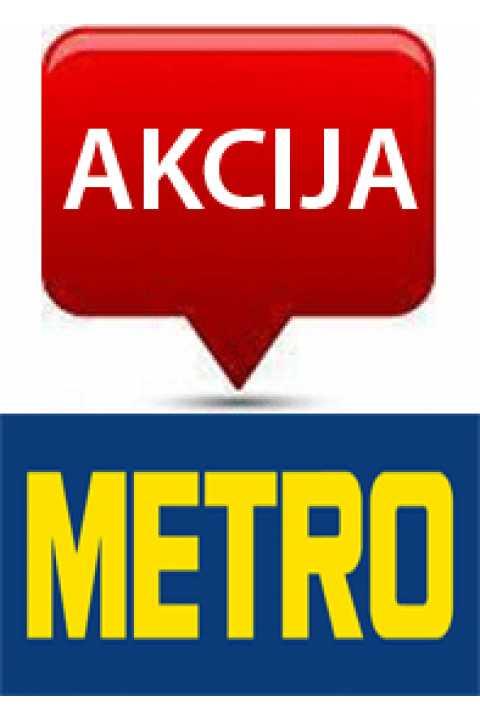 HUROM SOKOVNIK I GULILICA SUPER AKCIJA -POPUST U METRO CC CENTRIMA-GASTRO ODJEL JOŠ MALO PA NESTALO