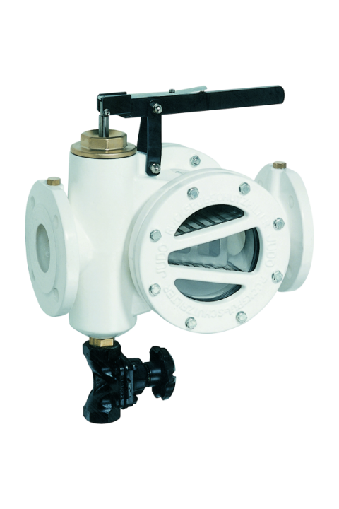 Bespovratni zaštitni filtar za vodu sa ispiranjem JUDO JRSF DN 65 - 100 Rückspül-Schutzfilter