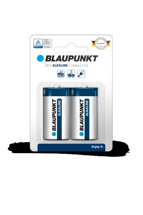 Blaupunkt alkalna C baterija LR 14 1.5 V set 2 komada