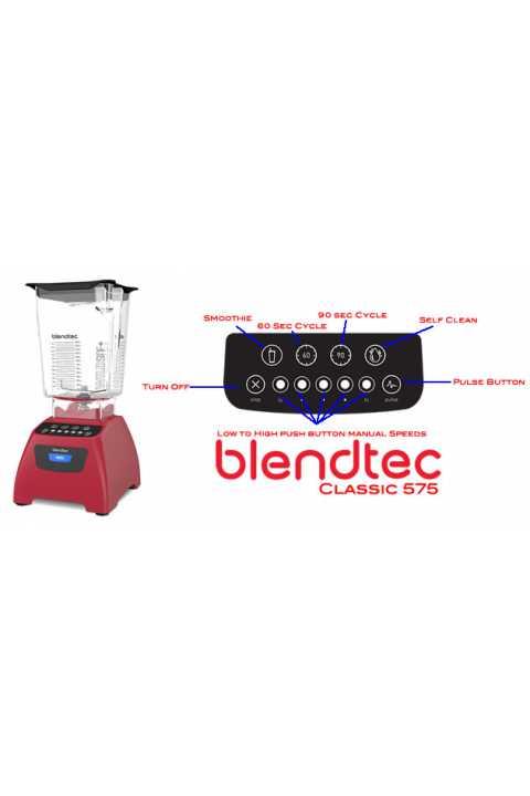Blender Blendtec Classic 575