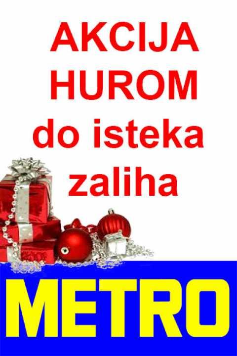 HUROM AKCIJA METRO CC CENTRI-GASTRO ODJEL