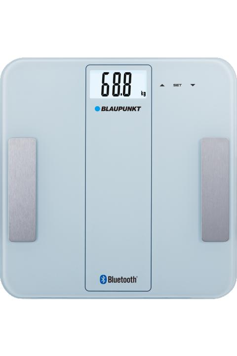 Osobna vaga s funkcijom Bluetooth i mjerenja masnoće tkiva,mišića,kostiju i hidratacije BSM701BT