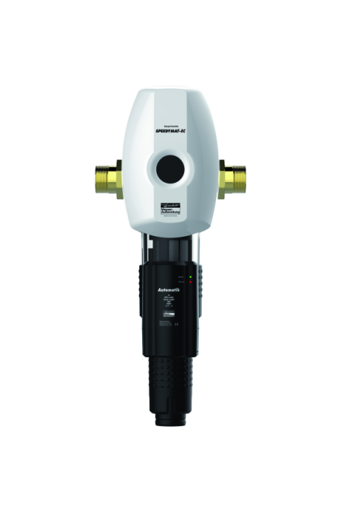 "JUDO automatski nepovratni zaštitni filtar za vodu sa ispiranjem SPEEDYMAT-EXPRESS CONTROL (vremenski) JSY-EC-AT 1½ ""- 2"" Automatik-Rückspül-Schutzfilter"