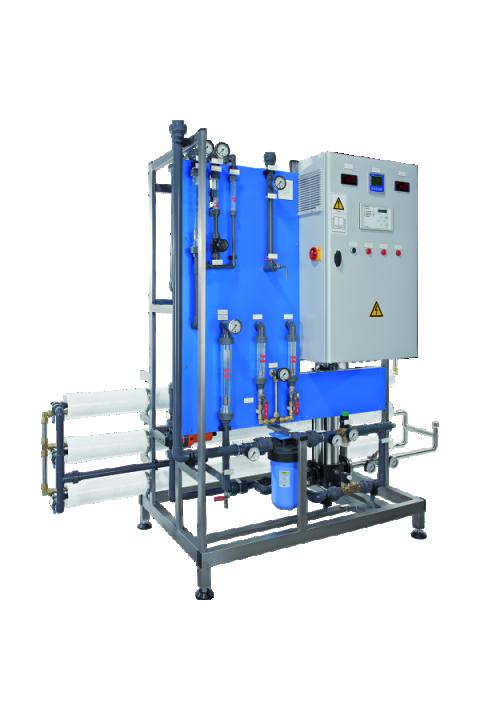 JUDO CONTIPURE 250 - 1500 Sustav za pročišćavanje vode reverzna osmoza JUDO CONTIPURE 250 - 1500 Reinstwassersystem
