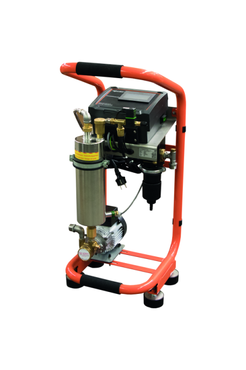 JUDO HEIFI-AIR-FREE JHAF 60 i 400 odzračivanje JUDO HEIFI-AIR-FREE JHAF 60 und 400 Entgasungssystem