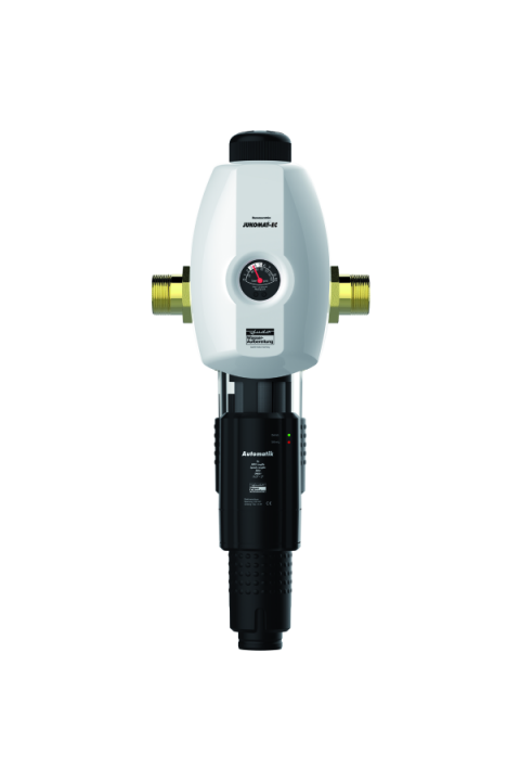 "JUDO AUTOMATSKI filter za vodu s reduktorom tlaka JUKOMAT-EXPRESS CONTROL JUKO-EC-AT 1½ ""- 2"" Automatik-Hauswasserstation"