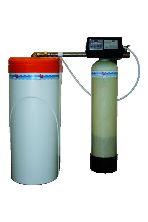 JUDO JM 2 - 10 D Sustav za omekšavanje vode JUDOMAT-a (reguliran volumenom) JUDO JM 2 - 10 D JUDOMAT Pendel-Enthärtungsanlage (mengengesteuert)