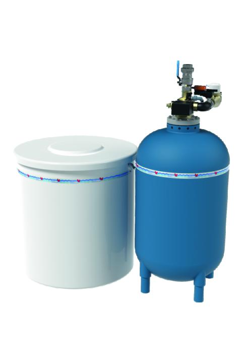 JUDO JM-DX 1000 - 2000 E  JUDOMAT-DX jednostruki omekšivač vode (kontrolirana količina) JUDO JM-DX 1000 - 2000 E JUDOMAT-DX Einzel-Enthärtungsanlage (mengengesteuert)