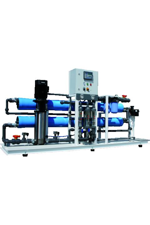 JUDO JOS 100 - 380 G Obrnuti sustav osmoze JUDO JOS 100 - 380 G Umkehr-Osmose-Anlage