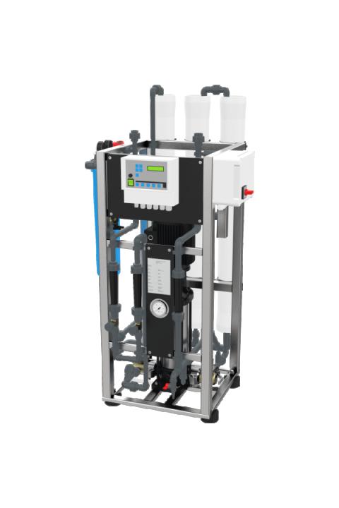 JUDO JOS 16 - 65 G Obrnuti sustav osmoze JUDO JOS 16 - 65 G Umkehr-Osmose-Anlage
