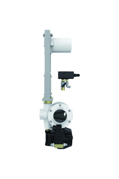 """JUDO JRSF-ATP 1 """"- 2"""" Automatski filtar za zaštitu, bespovratni (s vremenskim i diferencijalnim tlakom) JUDO JRSF-ATP 1"""" - 2"""" Automatik-Rückspül-Schutzfilter (zeit- und differenzdruckgesteuert)"""