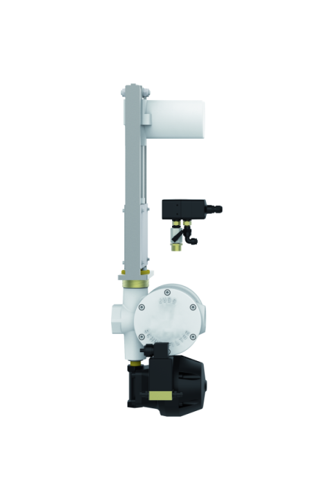"JUDO JRSF-HW-ATP 1 ""- 2"" Filtar za zaštitu od prljavštine tople vode (kontrola vremena i diferencijalnog tlaka) Heißwasser Automatik-Rückspül-Schutzfilter (zeit- und differenzdruckgesteuert)"