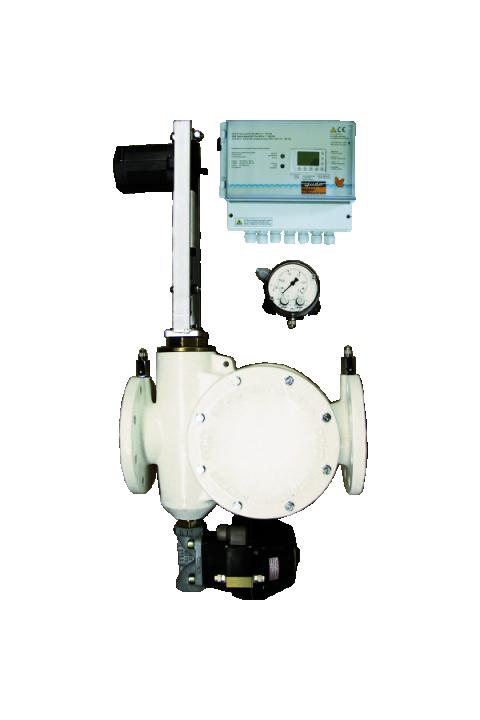 JUDO JRSF-HW-ATP DN 65 - 100 Automatski filtar za zaštitu od povratne ispuštanja tople vode do 85 ° C (vrijeme i diferencijalni tlak)JUDO JRSF-HW-ATP DN 65 - 100 Heißwasser Automatik-Rückspül-Schutzfilter (zeit- und differenzdruckgesteuert)